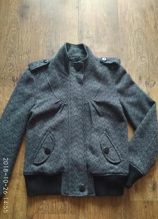 Стильное пальтишко, размер xs-s