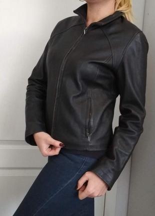 Кожаная куртка / курточка