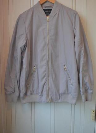 Стильная серая куртка