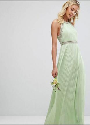 Полная распродажа! шикарное платье для выпускных! новая цена 985 грн. р-р l-xl