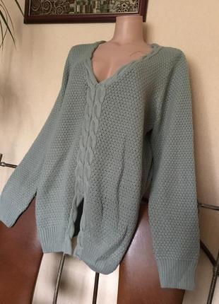 Фирменный итальянский свитер от b.bocelli р. л-хххл