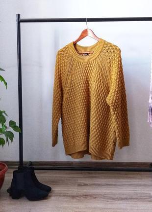 Отличный вязанный свитер от h&m