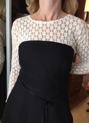 Шикарный сарафан, платье 48-50 р.    пог - 50 см