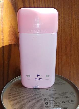 Парфюм givenchy play for her 75ml