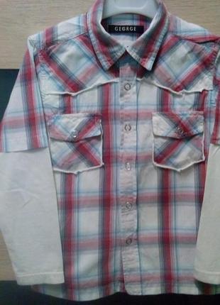 Рубашка / обманка george