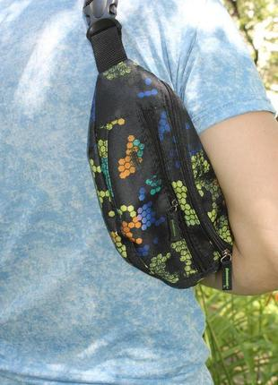 Барсетка, бананка, барыжка, напоясная сумка, сумка на пояс, поясная сумка, мужская сумка