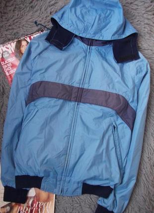 Спортивная куртка ветровка мастерка