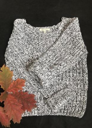 Крутой серый свитер от brave soul