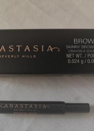 Миниатюра , ультра-тонкий карандаш для бровей anastasia beverly hills brow wiz, 0,024 гр