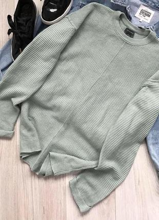 Удлиненный свитер atmosphere