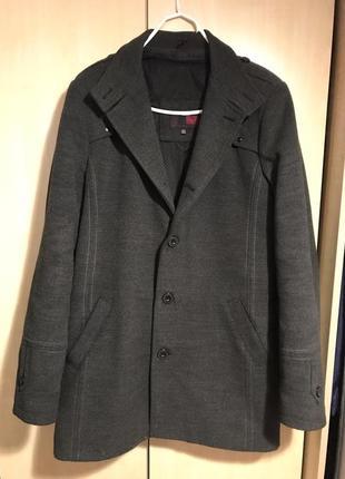 Зимнее мужское пальто riccardo