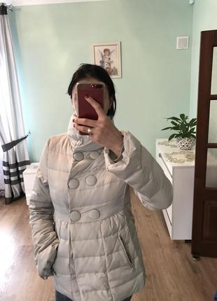Пухова куртка1 фото