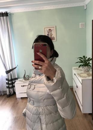 Пухова куртка2 фото