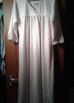 Нижнее белье ночная сорочка