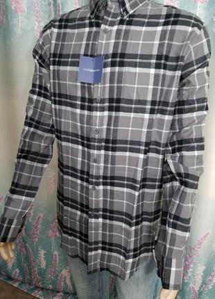 Оригінальна байкова сорочка croft&barrow