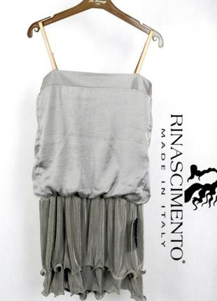 Платье мини rinascimento (италия)
