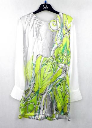 Платье-туника imperial шифоновое