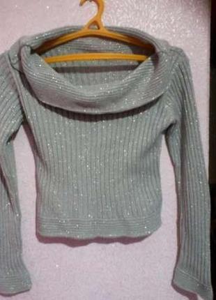 Трикотажный женский свитер/джемпер george