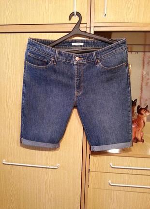 Джинсовые шорты,бриджи levis 711.оригинал.