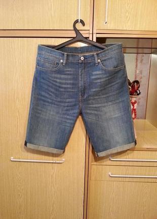 Джинсовые шорты,бриджи levis 751.оригинал.