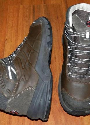 Mammut ! непромокаемые, теплые, стильные термо ботинки