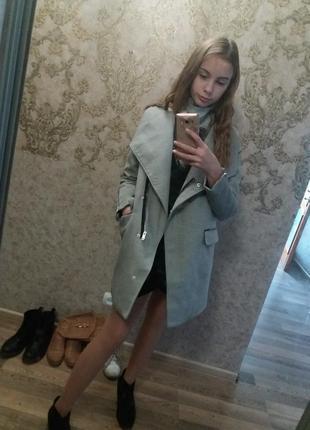 Пальто house, качество,xs.