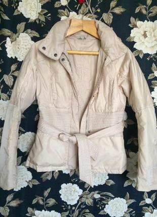 Зимняяя тёплая куртка от gf ferre