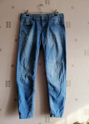 Свободные джинсы zara