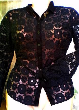 Эффектная блузка от бренда jack wills