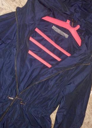 Куртка/ветровка/дождевик от zara