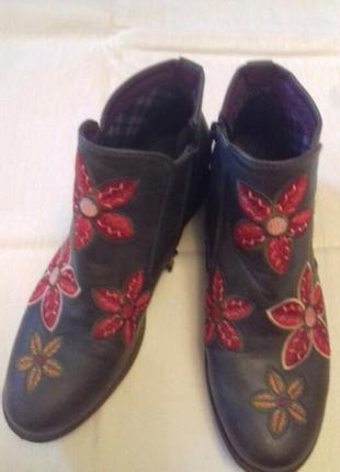 Ботинки женские 40-41
