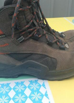 Зимние ботинки lowa gore-tex р. 35