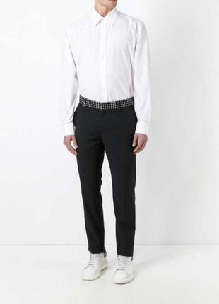 Дизайнерская рубашка mcqueen