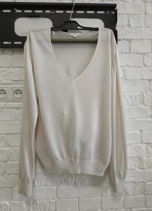 Шелковистый свитер, джемпер от cos
