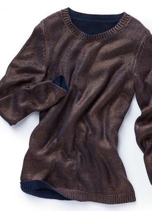 Стильный  свитер   tchibo      р 48-50   евро