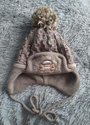 Шапка дитяча шапка для хлопчика шапка детская