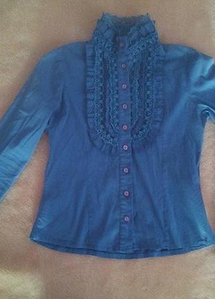 Блуза р.s можно в школу