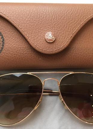 😎 солнцезащитные очки оригинал ray ban