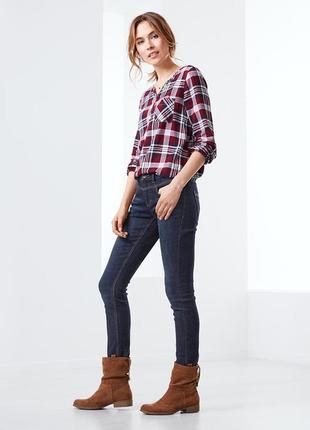 Стильные джинсы размер 44 наш tchibo тсм
