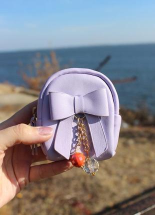 Брелок рюкзак бантик 👾