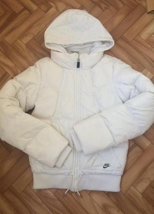 Куртка пуховик nike оригинал