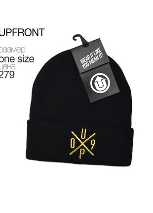 Upfront / шапка
