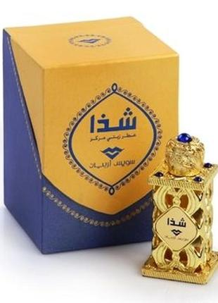 Swiss arabian, shadha, 18 ml, концентрированные масляные духи, масло без спирта, оаэ