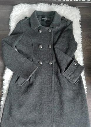 Тепле осіннє/ зимове пальто