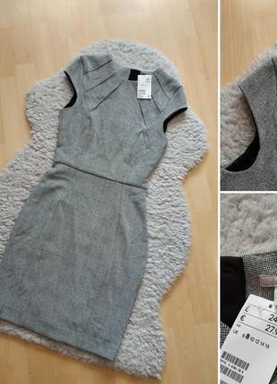 Платье-миди от h&m