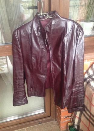Куртка (шкіра)