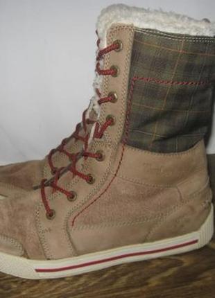 Демисезонные ботинки timberland р.37