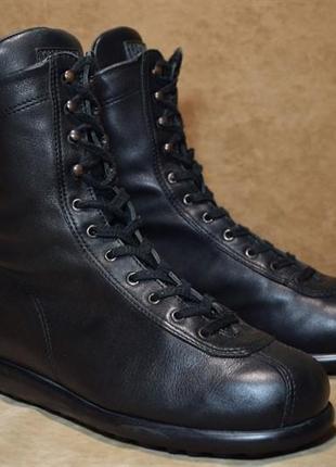 Ботинки кожаные camper. марокко. оригинал. 38-39 р./25 см.