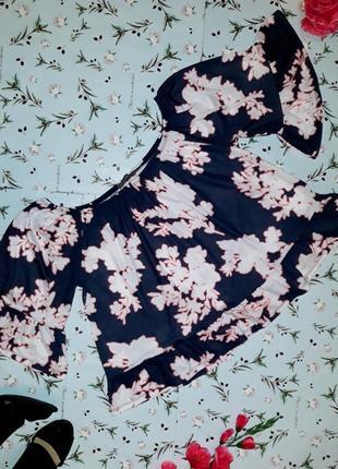 Стильная блуза с узором south, размер 50 - 52, большой размер