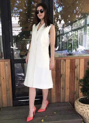 Платье пиджак h&m conscious exclusive s m l